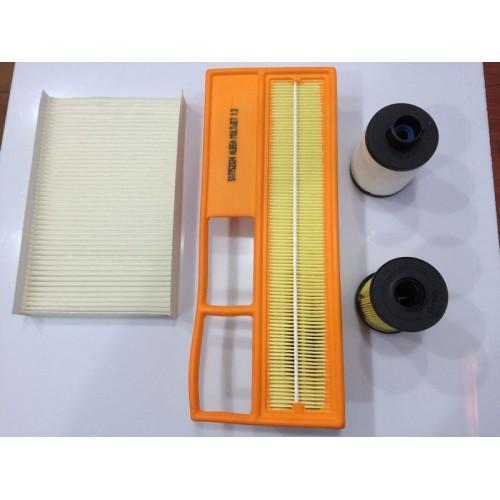 Filtre Seti Palio/Albea 1.3 Jtd Euro 4 (Tırnaklı Tip)